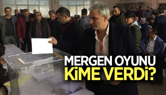 MERGEN OYUNU KİME VERDİ?